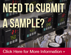 Click here for information on how to submit samples